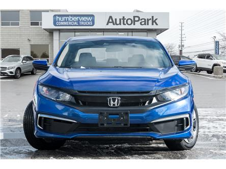 2019 Honda Civic LX (Stk: ) in Mississauga - Image 2 of 18