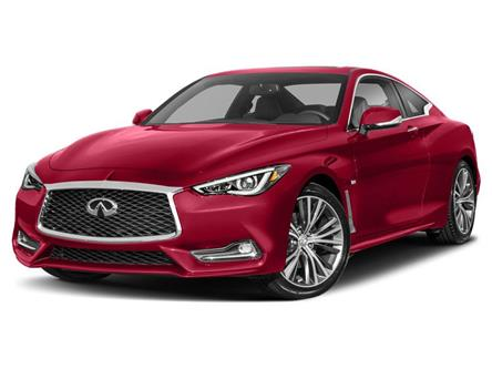 2020 Infiniti Q60 Red Sport I-LINE ProACTIVE (Stk: L253) in Markham - Image 1 of 9
