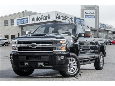 2018 Chevrolet Silverado 3500HD High Country (Stk: ) in Mississauga - Image 1 of 27