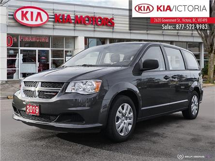 2019 Dodge Grand Caravan CVP/SXT (Stk: A1486A) in Victoria - Image 1 of 24