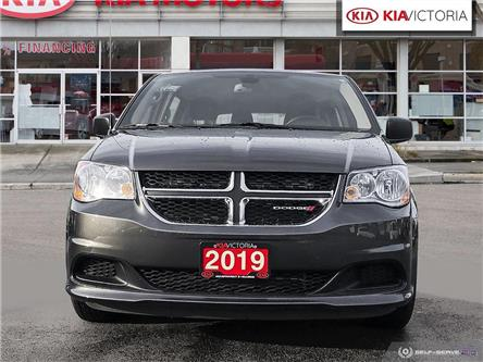 2019 Dodge Grand Caravan CVP/SXT (Stk: A1486A) in Victoria - Image 2 of 24