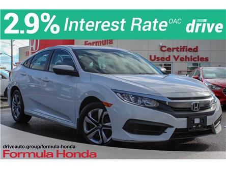 2017 Honda Civic LX (Stk: B11699) in Scarborough - Image 1 of 23