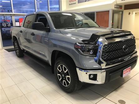 2020 Toyota Tundra Base (Stk: TW058) in Cobourg - Image 1 of 7