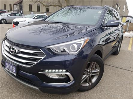 2018 Hyundai Santa Fe Sport 2.4 Premium (Stk: 39384A) in Mississauga - Image 1 of 19