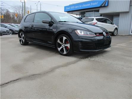 2015 Volkswagen Golf GTI 3-Door Performance (Stk: 200055) in Kingston - Image 1 of 13