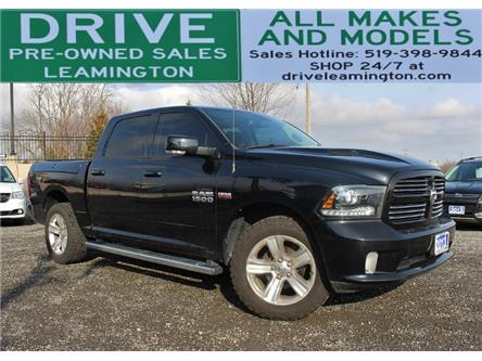 2013 RAM 1500 Sport (Stk: D0232) in Leamington - Image 1 of 28