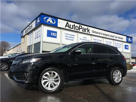 2017 Acura RDX Tech (Stk: 17-05978) in Brampton - Image 1 of 23
