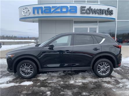 2018 Mazda CX-5 GS (Stk: 22201) in Pembroke - Image 1 of 11