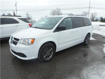 2017 Dodge Grand Caravan CVP/SXT (Stk: NC 3857) in Cameron - Image 1 of 12