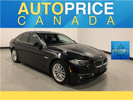 2015 BMW 528i xDrive (Stk: W0855) in Mississauga - Image 1 of 28