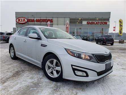 2015 Kia Optima LX (Stk: P4666A) in Saskatoon - Image 1 of 28