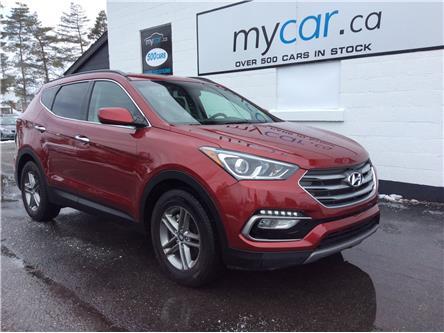 2018 Hyundai Santa Fe Sport 2.4 Premium (Stk: 200101) in North Bay - Image 1 of 20