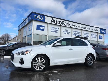 2019 Hyundai Elantra GT Preferred (Stk: 19-11543) in Brampton - Image 1 of 25