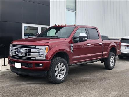 2019 Ford F-250 Platinum (Stk: 22608) in Newmarket - Image 1 of 5