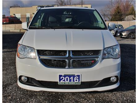 2016 Dodge Grand Caravan Crew (Stk: D0244) in Leamington - Image 2 of 30