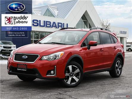 2017 Subaru Crosstrek Kazan Edition (Stk: X19322A) in Oakville - Image 1 of 28