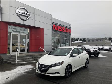 2018 Nissan LEAF SV (Stk: N20-0020P) in Chilliwack - Image 1 of 15