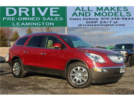 2012 Buick Enclave CXL (Stk: D0234) in Leamington - Image 1 of 28