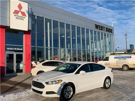 2015 Ford Fusion SE (Stk: BM3687) in Edmonton - Image 1 of 25