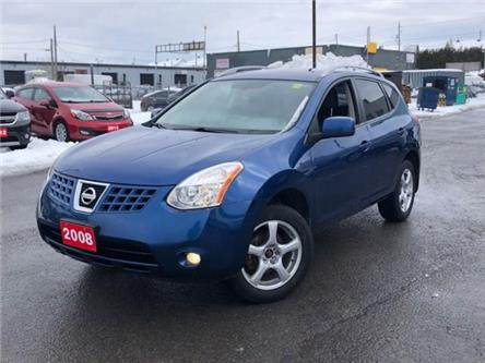 2008 Nissan Rogue  (Stk: 210001) in Gloucester - Image 1 of 14