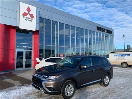 2019 Mitsubishi Outlander ES (Stk: BM3692) in Edmonton - Image 1 of 24