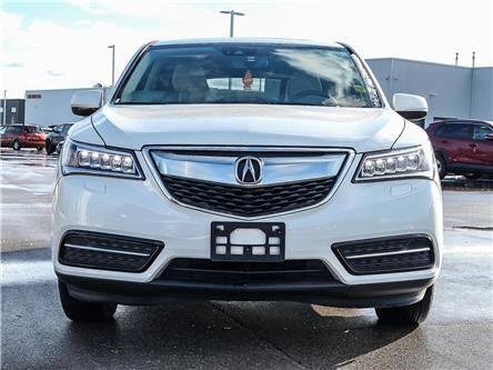 2016 Acura MDX Navigation Package (Stk: D200814A) in Mississauga - Image 2 of 30