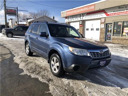 2011 Subaru Forester 2.5 X (Stk: ) in Garson - Image 1 of 8