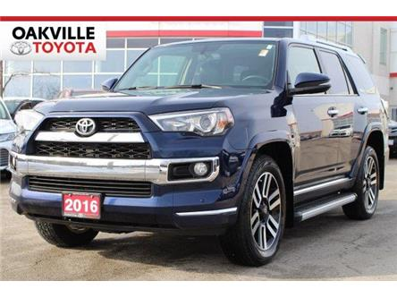 2016 Toyota 4Runner  (Stk: 291103A) in Oakville - Image 1 of 21