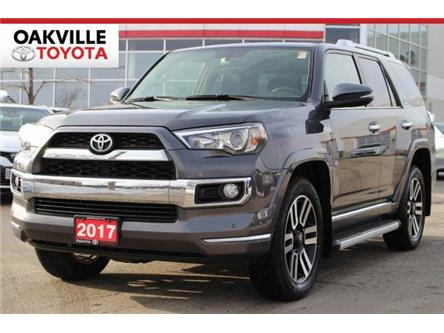 2017 Toyota 4Runner  (Stk: LP2575) in Oakville - Image 1 of 21