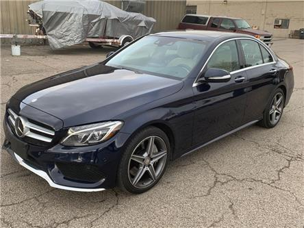 2015 Mercedes-Benz C-Class Base (Stk: 032414) in Ottawa - Image 1 of 3