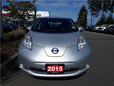 2015 Nissan LEAF S (Stk: P0107) in Courtenay - Image 2 of 9