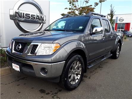 2019 Nissan Frontier SL (Stk: 9F3690) in Courtenay - Image 1 of 8