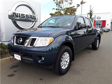 2019 Nissan Frontier SV (Stk: 9F7560) in Courtenay - Image 1 of 8