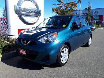 2016 Nissan Micra S (Stk: 9MI0108A) in Courtenay - Image 1 of 9