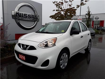 2016 Nissan Micra S (Stk: 9R1897A) in Courtenay - Image 1 of 9