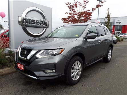 2018 Nissan Rogue SV (Stk: P0126) in Courtenay - Image 1 of 9