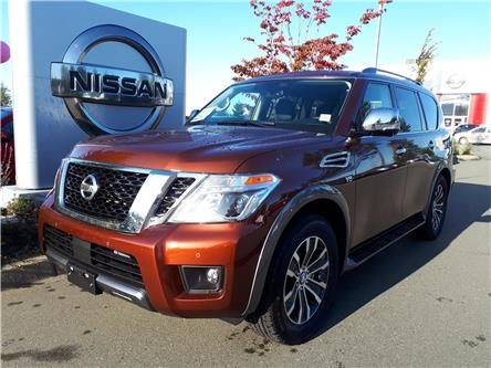 2020 Nissan Armada SL (Stk: 20A6885) in Courtenay - Image 1 of 8