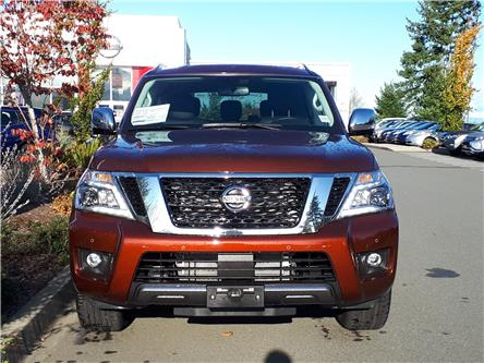 2020 Nissan Armada SL (Stk: 20A6885) in Courtenay - Image 2 of 8