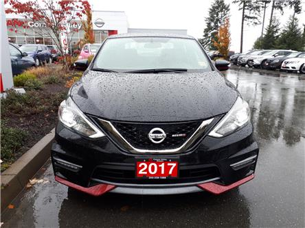 2017 Nissan Sentra Nismo (Stk: 8MA9422A) in Courtenay - Image 2 of 9
