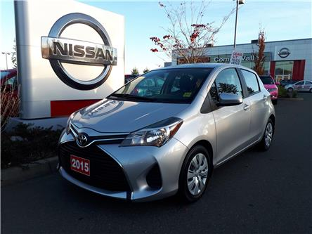 2015 Toyota Yaris SE (Stk: 9K2132A) in Courtenay - Image 1 of 9
