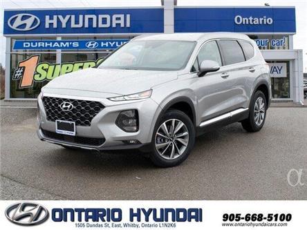 2020 Hyundai Santa Fe Preferred 2.4 (Stk: 201095) in Whitby - Image 1 of 20