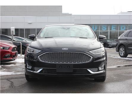 2019 Ford Fusion Hybrid Titanium (Stk: 953820) in Ottawa - Image 2 of 16