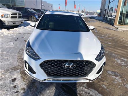 2019 Hyundai Sonata  (Stk: H2558) in Saskatoon - Image 2 of 14