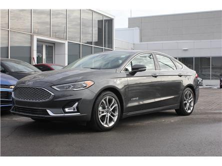 2019 Ford Fusion Hybrid Titanium (Stk: 953990) in Ottawa - Image 1 of 16
