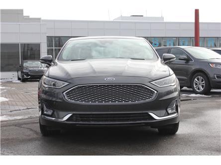 2019 Ford Fusion Hybrid Titanium (Stk: 953990) in Ottawa - Image 2 of 16