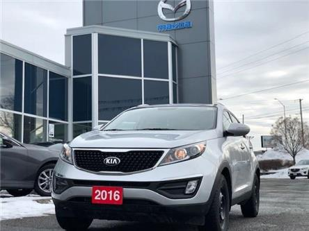 2016 Kia Sportage LX (Stk: 211341) in Gloucester - Image 1 of 15
