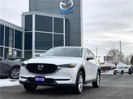 2018 Mazda CX-5 GT (Stk: 210391) in Gloucester - Image 1 of 20