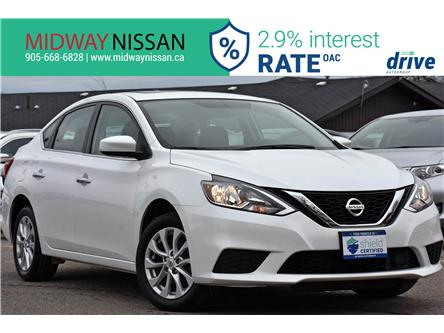 2019 Nissan Sentra 1.8 SV (Stk: U2001R) in Whitby - Image 1 of 32