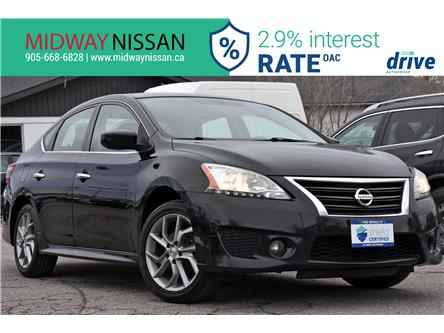 2013 Nissan Sentra 1.8 SV (Stk: KW347337B) in Whitby - Image 1 of 33