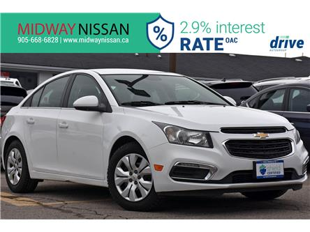 2015 Chevrolet Cruze 1LT (Stk: LC770537A) in Whitby - Image 1 of 28